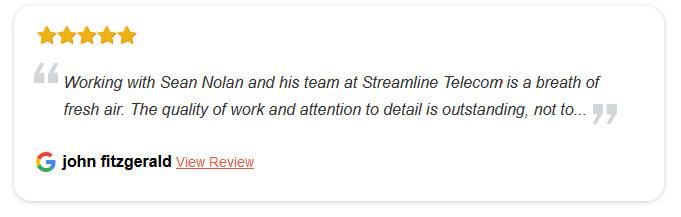 Streamline Telecom Review